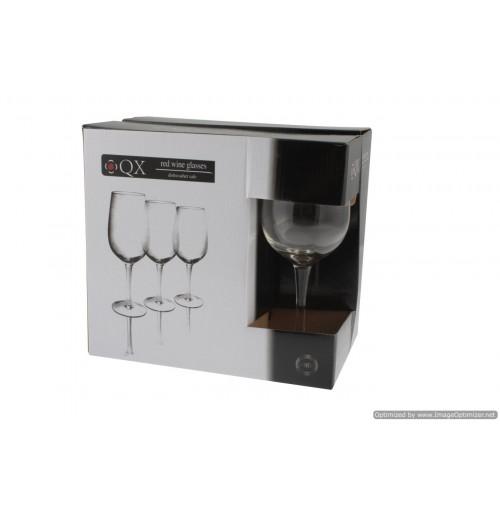 Red Wine Glass 7x7x21.5cm