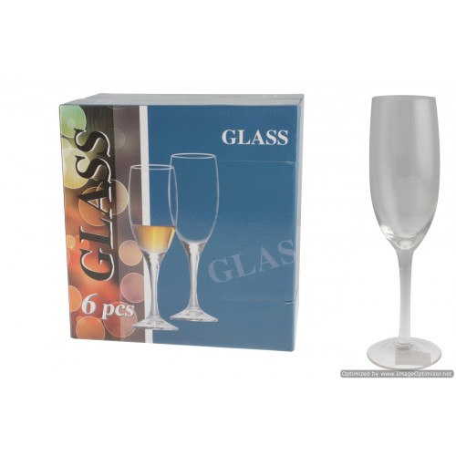 Champagne Glass 7x5.4x23.2cm 180ml