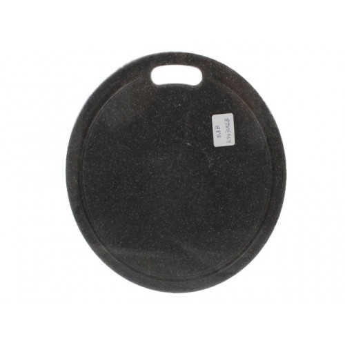 Stone Look Chopping Board 30x30cm Round