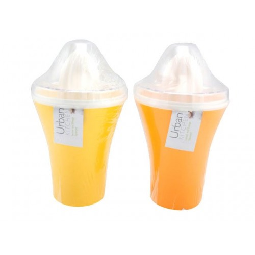 Lemon And Orange Squeezer With Cup