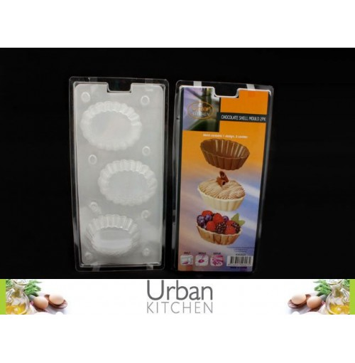Mould Chocolate Shell 2pk