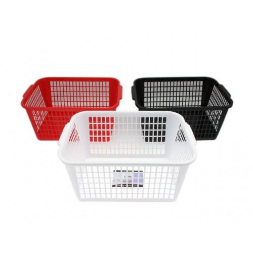 Jelly Basket Multi Purpose 37x25x15cm 3 Colrs