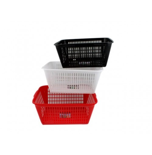 Jelly Basket Multi Purpose 44.5x35.5x18.5cm 3 Colrs