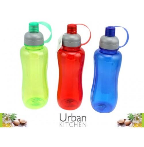 Plastic Water Bottle 600ml