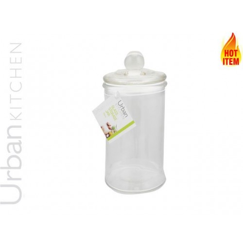 Glass Storage Jars 750ml
