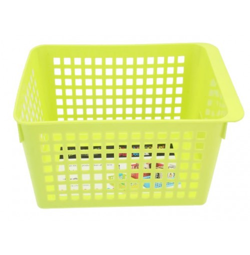 Pull Out Basket W/Handle 28x18.5x14.5cm