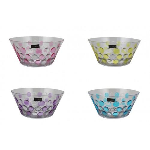 Dimple Salad Bowl 24x11cm