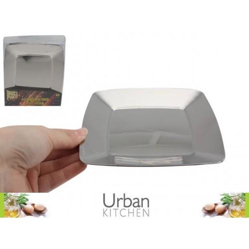 Platinum Plastic Plate Sq 6pc 15x15cm Acetate Box