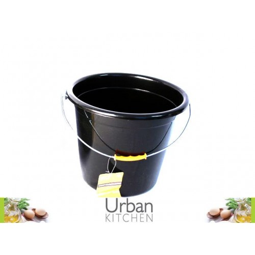 Bucket 9l W/Metal Handle