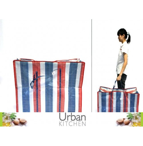Bag Striped Jumbo 85x60x33cm