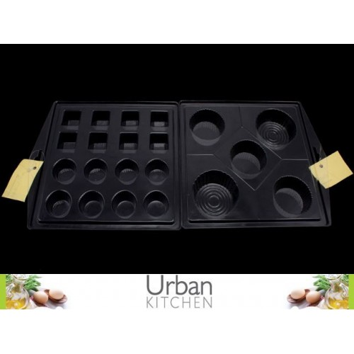 Cupcake Choc Moulds Sizes