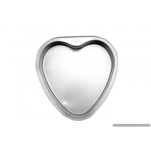 Heart Shape Baking Pan 24x23x3cm