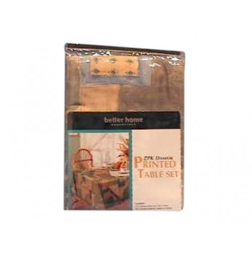 Table Cloth Protector Clear 137cm X 137cm Plastic