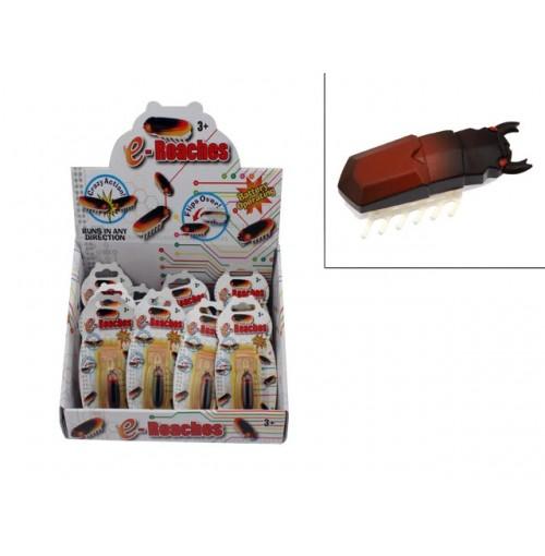 E-Roaches Crazy Action B/O