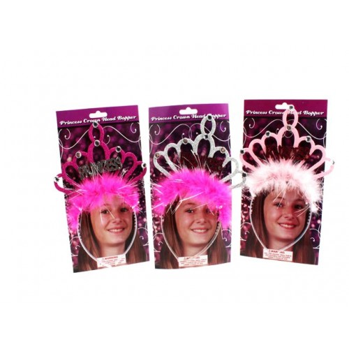 Party Crown Head Bopper