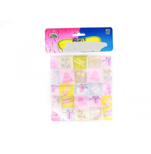 Napkins 24pk Boy & Girl Design