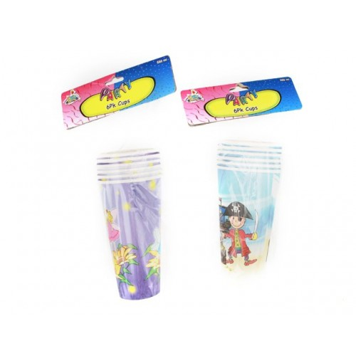 Dream Party Cup 6 pcs 550ml
