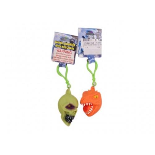 Mini Water Spit Balls W/ Keychain
