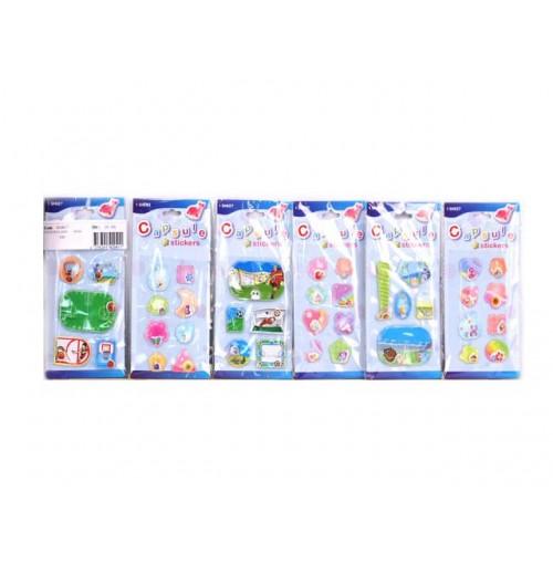 Capsule Stickers