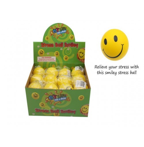 Stress Balls Smile In Display Box