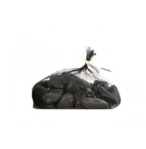 Riverstone In Bag 1kg Blk