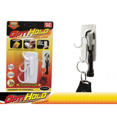 Opti Hold 3 Hook Swivel 8.5cm