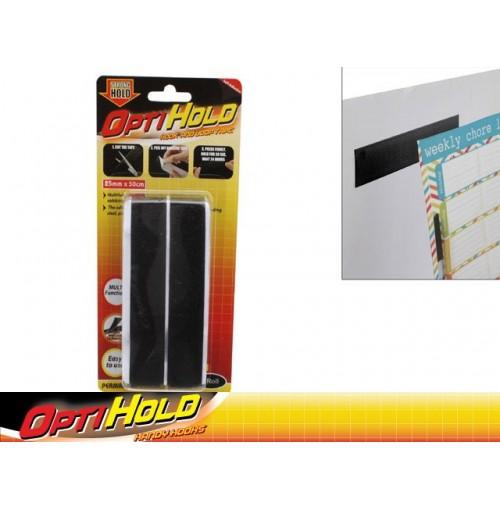 Opti Hold Hook & Loop Fasten Tape 25mm X 50cm