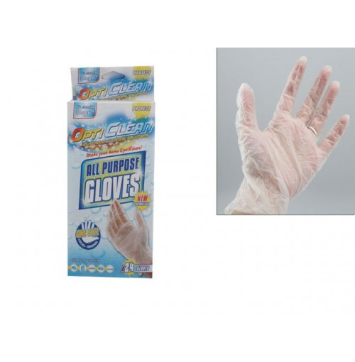 Opti Clean Disposable Gloves