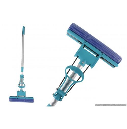Opti Clean Mop Wringer System Extendable Pva Head 27cm