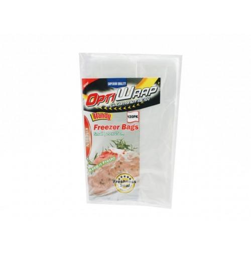 Opti Wrap Freezer Bags Small 120pk 20 X 25cm