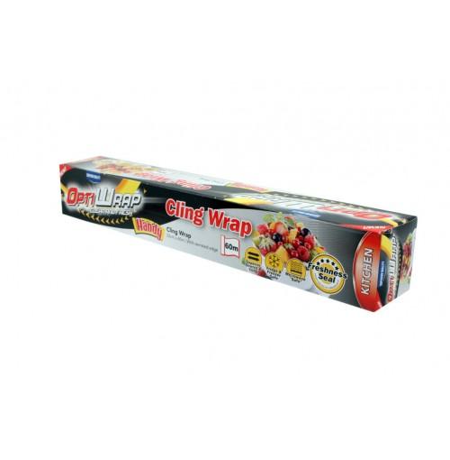 Opti Wrap Cling Wrap 33cm X 60 m