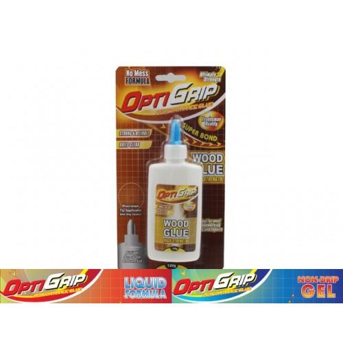 Opti Grip Wood Glue High Strength 120grams