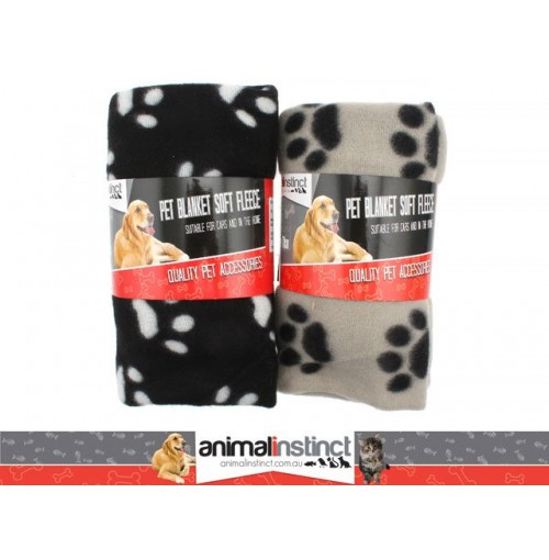 Pet Blanket Soft Fleece 70x70 CM
