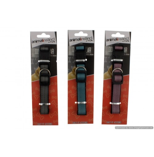 Pet Collar Retractable Length 1.5 X 35 - 50cm