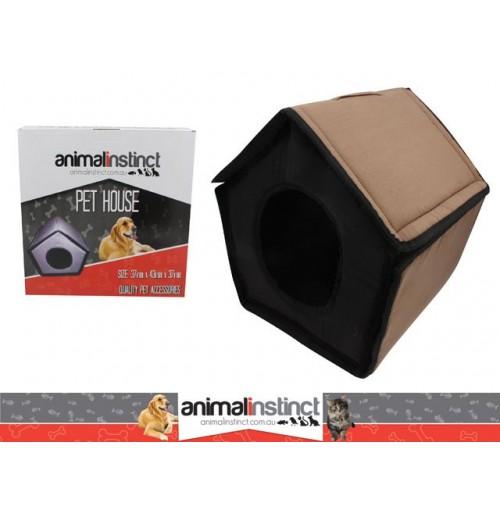 Pet House In Colour Box 39x42x45cm