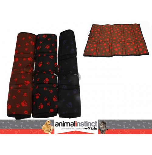 Swag Pet Roll Up 90x60cm Polyester & Cotton