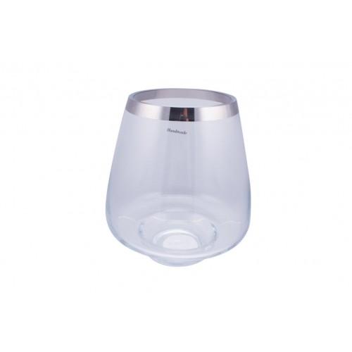 Chloe Hurricane Candle Lamp Med D/16cm H/18cm
