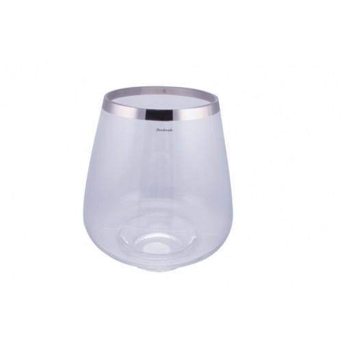 Chloe Hurricane Candle Lamp Lrg D/20cm H/23cm