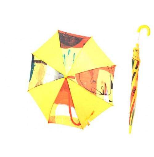 Umbrella Children Yellow 78cm