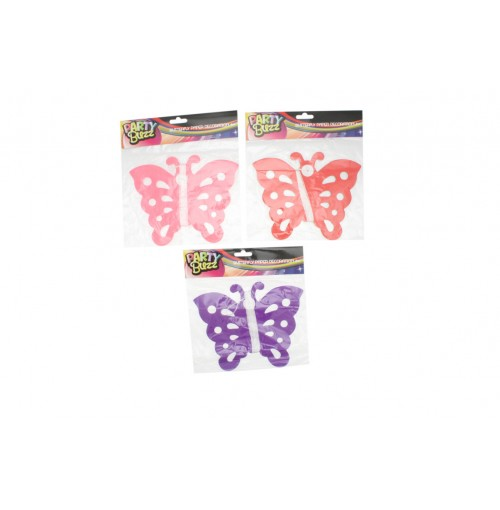Butterfly Paper Decoration 4m