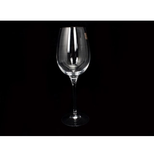 Daily Calice Rosso Dannata Goblet Set Of 6