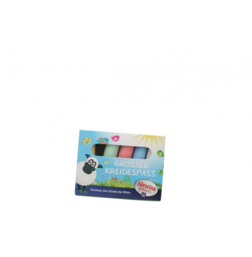 5 Pcs Colored Chalk
