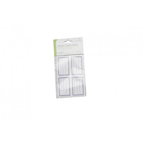 Lined Sticker Labels 24pce