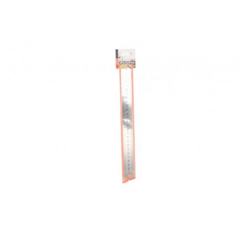 Metal Ruler 30cm