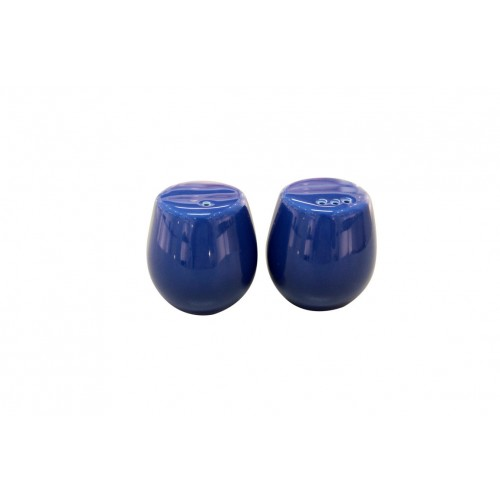 Zara Blue Salt & Pepper Set