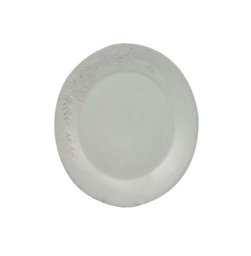 Celine Stoneware Side Plate Rim 21cm