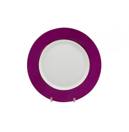 Persia Pink Side Plate Rim 198mm