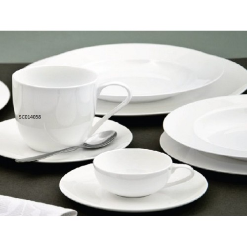 Chamois Cup &Amp; Saucer Coupe 250ml