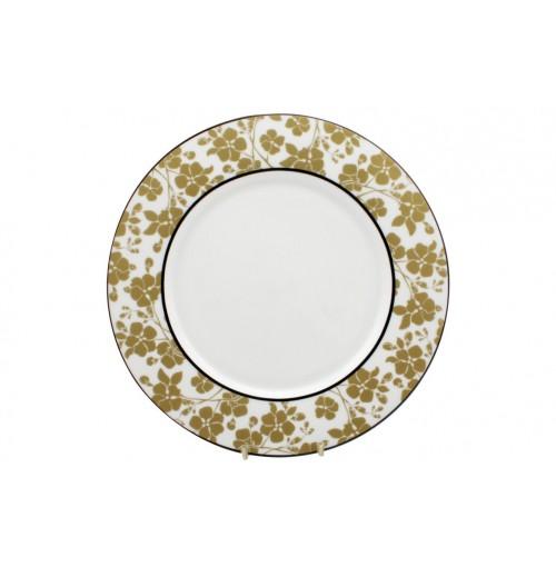 Ayako Dinner Plate Rim White 270mm