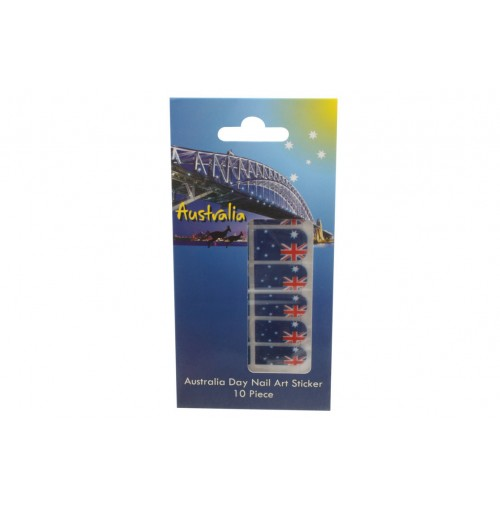 Australia Day Nail Art Sticker 10 Pce